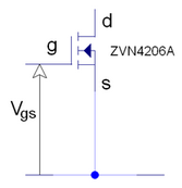 Fig 10 N-Channel MOSFET