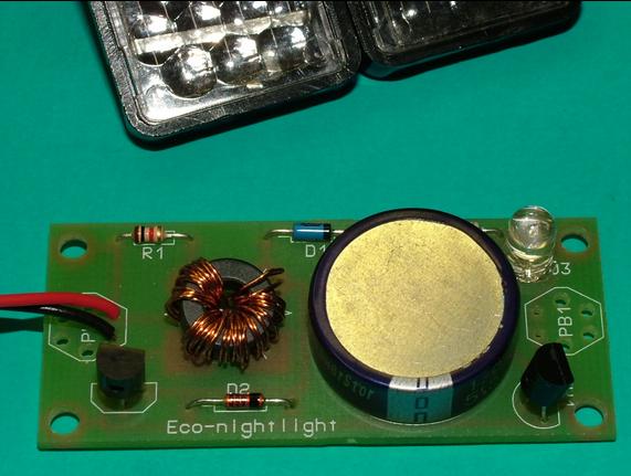 Eco-nightlight