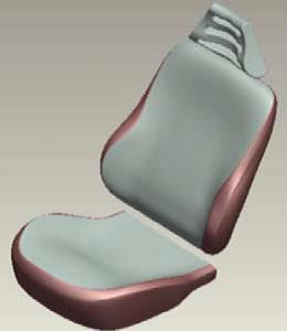 Seat restyle